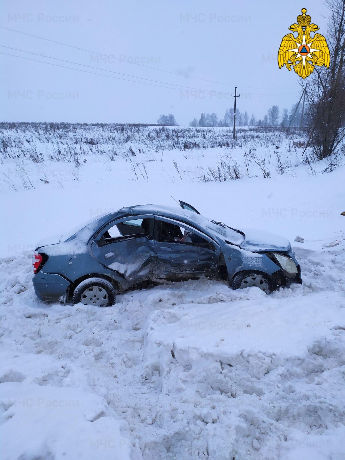 ДТП в Малоярославецком районе, 112 км автодороги М-3 «Украина»