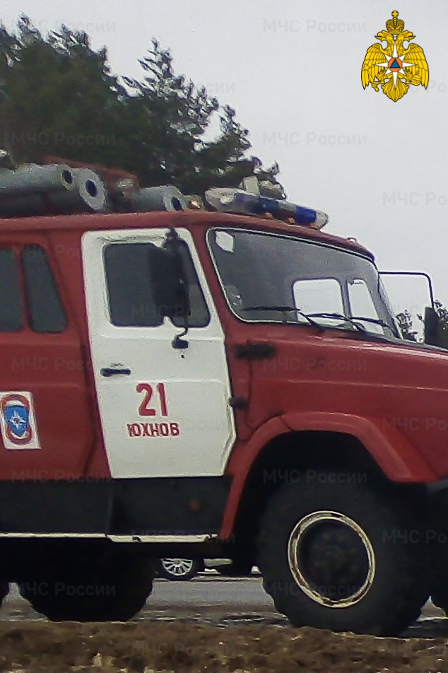 ДТП в Юхновском районе, 94 км автодорога