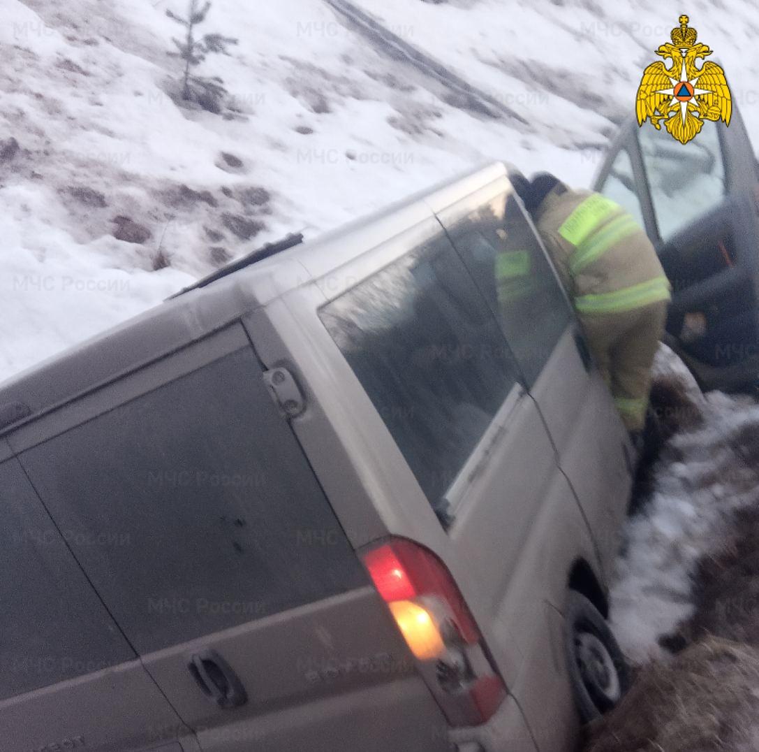 ДТП в  Думиничском районе 280 км автодорога М-3 «Украина»