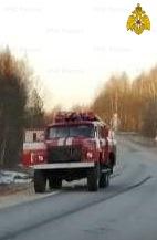 ДТП в Тарусском районе, 50 км автодорога «Калуга-Таруса»