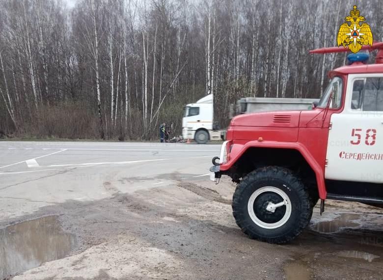 ДТП в Сухиничском районе, 257 км автодорога М-3 «Украина»