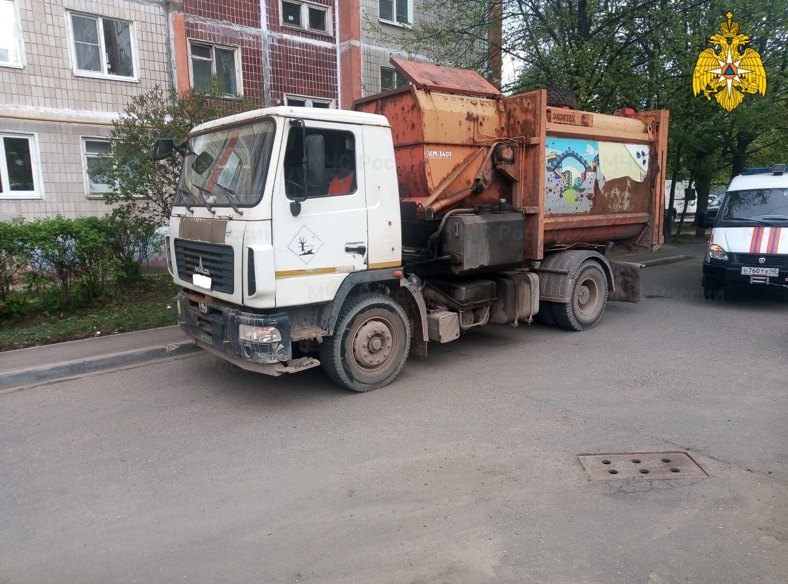 ДТП в г. Обнинск, ул. Калужская