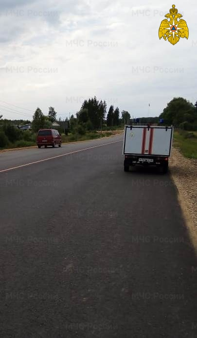 ДТП в Мосальском районе, 259 км автодороги А-130