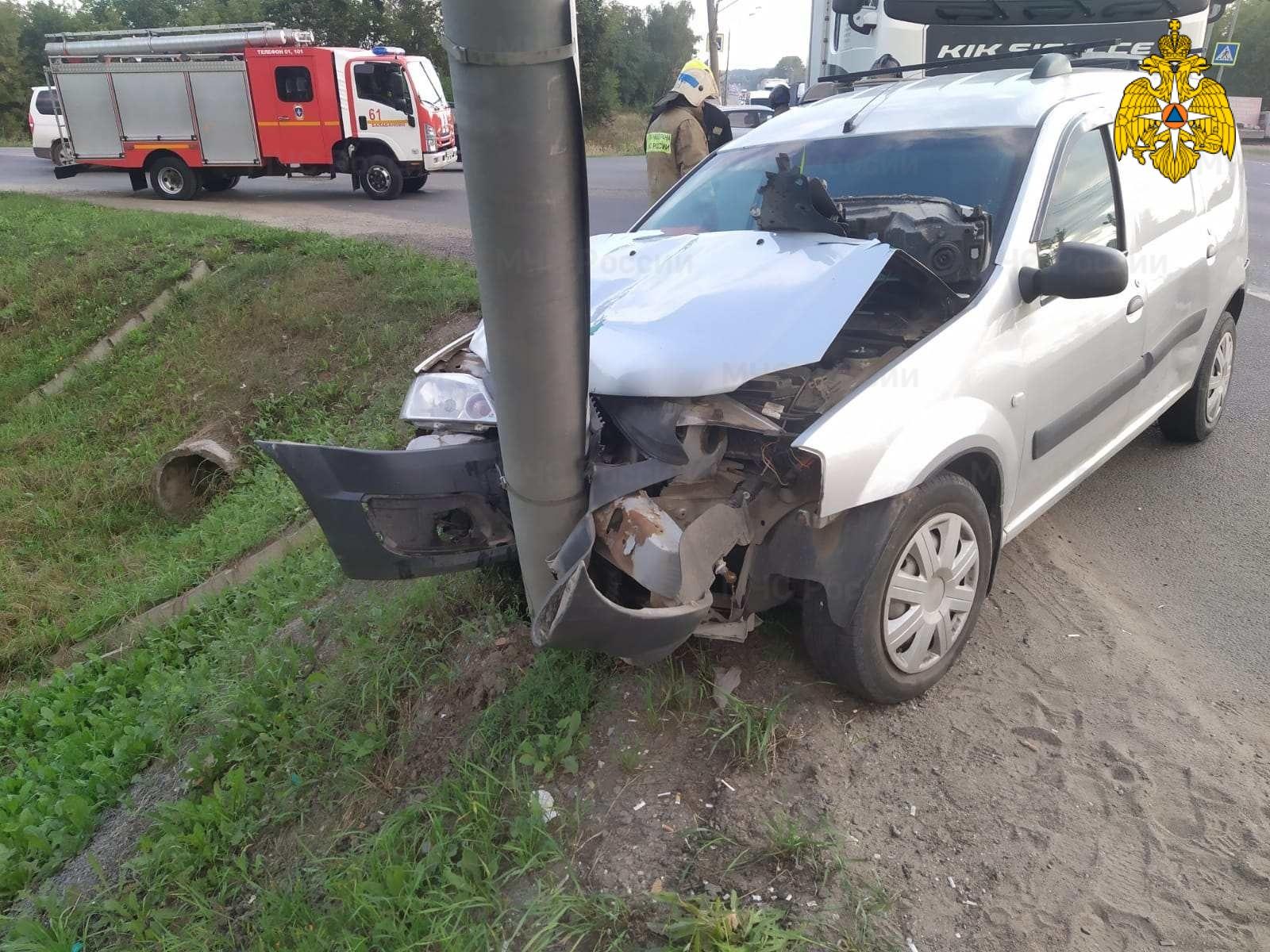 """ДТП в Боровском районе, 96 км автодороги М-3 """"Украина"""""""