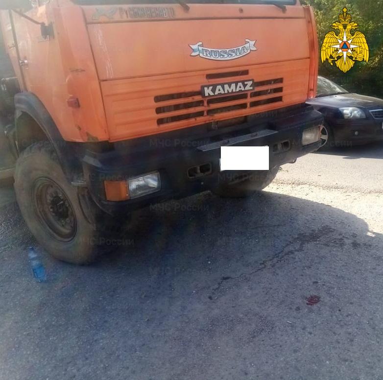 Спасатели МЧС принимали участие в ликвидации ДТП в г. Боровск, ул. Фридриха Энгельса
